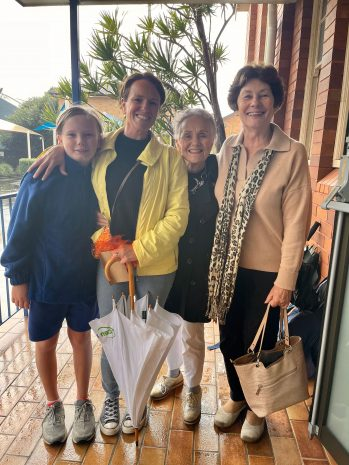 Mother's Day at St Joseph's Narrabeen 2021