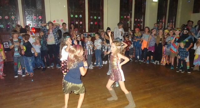 School Disco19th May 2017 12
