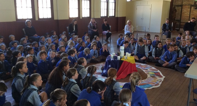 Liturgy for Feast of St Mary of the Cross MacKillop 05