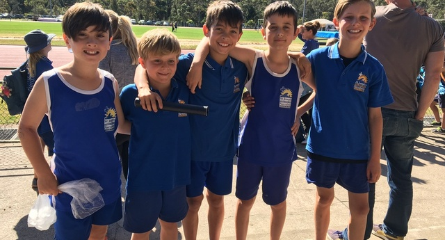 Northern Beaches Athletics Carnival 02
